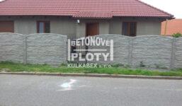 Betonové ploty pro každý objekt