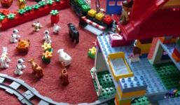 Koberec v dětském pokoji