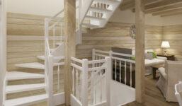 Z jakých materiálů lze realizovat schodiště?