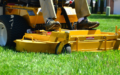Sekání trávníku a zahradní sekačky