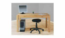 Psací stůl z masivu do kanceláře i domů