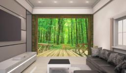 Oživte váš domov tapetou