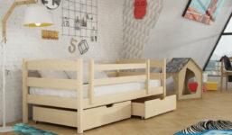 Tajemství dětského pokoje snů: parádní postel a dostatek světla