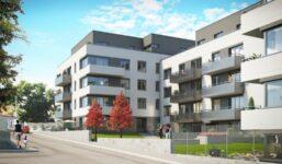 Nové byty na Praze 4 skutečně lákají