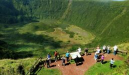 Z poutníka dobrovolníkem na Azorských ostrovech