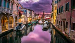 Benátky – potápějící se ráj, který musíte navštívit