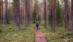 Finsko: Překonání hranic polárního kruhu i těch svých