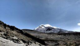 Výstup na Chimborazo. Zdolání nejvyšší hory Ekvádoru.
