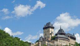 Dotek slavné historie a notná dávka luxusu jen 25 km od Prahy