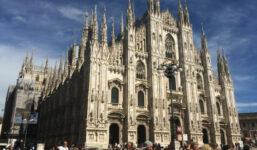 7 denní mini roadtrip po severní Itálii z Milána