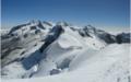 Výstup na MontBlanc 4810 m.n.m. nejvyšší horu Evropy