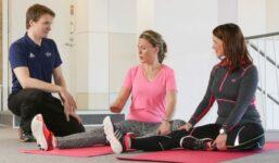 Opatrně na břišní svalstvo po porodu. Na co si dát pozor, aby vám cvičení neuškodilo.