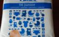 Dětské plenky Tesco Value Junior