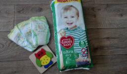 Pleny Tesco loves baby Ultra dry velikost 5