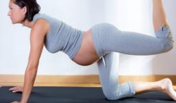 Zkušenost se cvičením v těhotenství