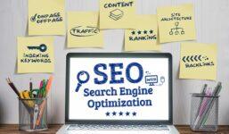 SEO – kompletní optimalizace vašich webových stránek