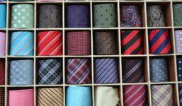 Jak vybrat správnou kravatu?