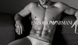 Luxusní spodní prádlo – Giorgio Armani