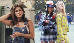 Móda z 90. let je zpět. Zavzpomínejte na dobové módní trendy.