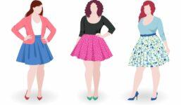Podzimní tipy pro plnoštíhlé: připravte svůj šatník na změnu!