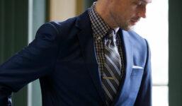 Jak a kdy používat sponu na kravatu