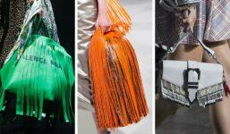 Trendy kabelky a tašky pro jaro/léto 2018