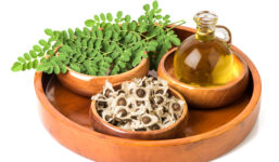 Moringový olej – zázrak lisovaný za studena