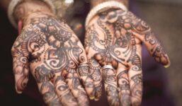 Úžasné tetování hennou